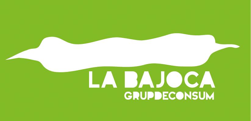 La Bajoca logo negatiu
